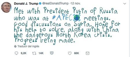 Donald J Trump Realdonaldtrump Twitter 2
