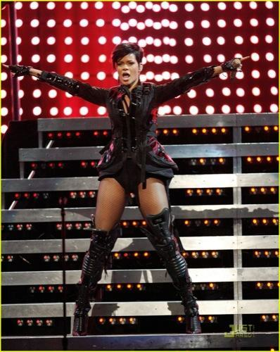 Rihanna es la décima candidata al Hortera de Bolera de enero