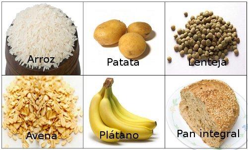 Adivina adivinanza qu alimento tiene menos hidratos - Que alimentos contienen carbohidratos ...