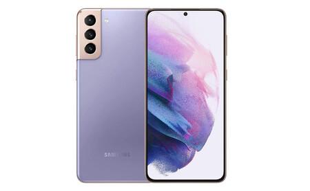 Samsung Galaxy S21 Violeta