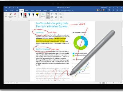 ¿Seguimos esperando ver un Lapíz de Surface con carga inductiva? En Microsoft siguen trabajando en la idea