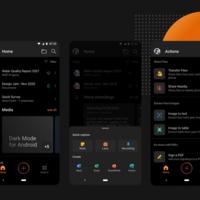Microsoft Office para Android por fin recibe modo oscuro para leer y crear documentos en la oscuridad sin lastimar los ojos
