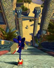 Sonic en Wii el 2 de Marzo