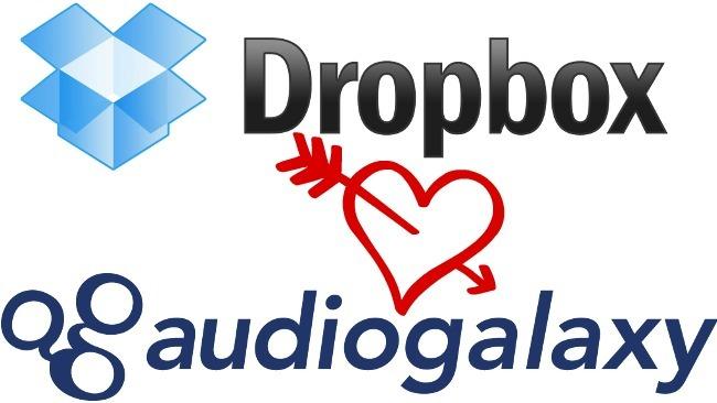 Dropbox compra AudioGalaxy, ¿está preparando su servicio de música en la nube?