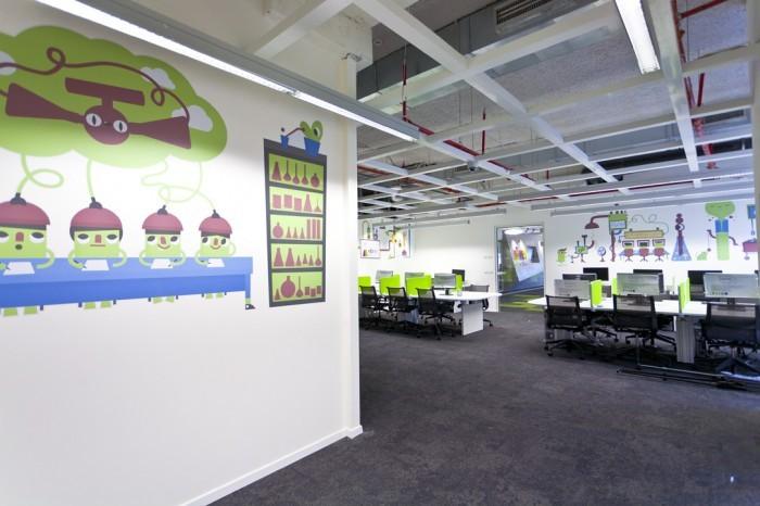 Foto de Las oficinas de eBay en Israel (6/17)