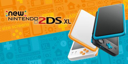 He estado probando la New Nintendo 2DS XL y esto es lo que me ha parecido
