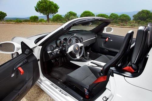 Foto de Porsche Boxster Spyder (1/5)