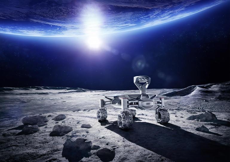 Foto de Audi Lunar Rover (1/5)