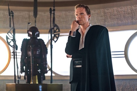 Paul Bettany como Dryden Vos