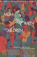 'Hombres, mujeres y niños', magnífico cartel para lo nuevo de Jason Reitman