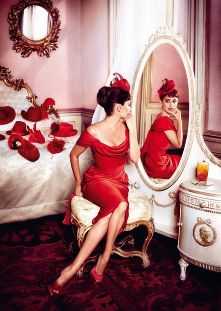 Penelope Cruz calendario campari
