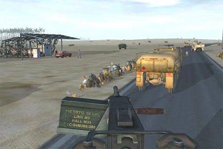 El ejército americano invierte 50 millones de dólares en videojuegos