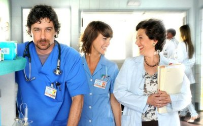 El milagroso resurgir de 'Hospital Central' frente a 'Spartacus' y 'El secreto de Puente Viejo'