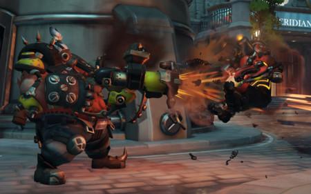 Jugamos a Overwatch, esta vez en PS4: misma estrategia con el DualShock en mano