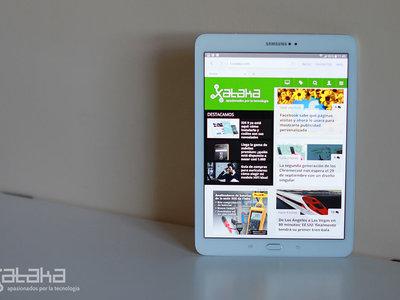Samsung Galaxy Tab S2, con 3GB de RAM y 32GB de capacidad, por 363 euros y envío gratis