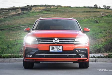 Volkswagen Tiguan R Line Mexico 3