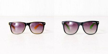 Las gafas con efecto espejo de Pull & Bear que dejan ver al fotógrafo