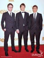 La alfrombra roja de los Emmys 2011