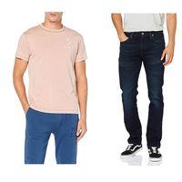 Chollos en tallas sueltas de pantalones, camisetas y sudaderas para hombre de marcas como Levi's, Billabong o Jack & Jones en Amazon