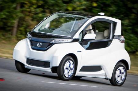 Honda Micro Commuter, en versión de producción