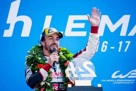 Alonso 24 Horas De Le Mans