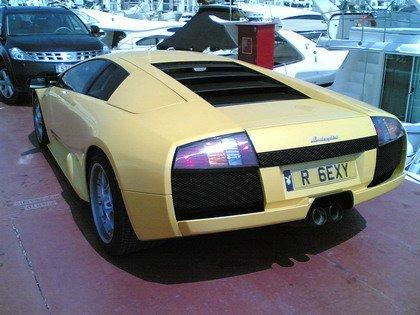 Lamborghini Murcielago Playboy