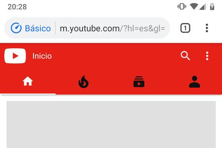 Así es como Chrome para Android te avisará de que no ha cargado completamente una web por conexión lenta
