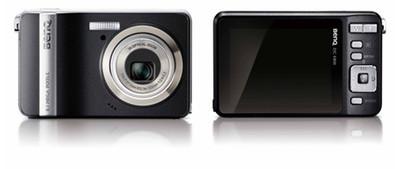 BenQ lanza una nueva compacta: la E800