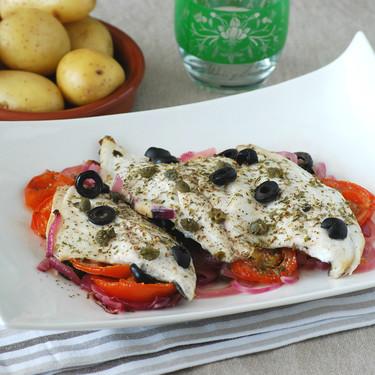 Dorada a la marsellesa: receta marinera muy mediterránea (tan sencilla como sabrosa)