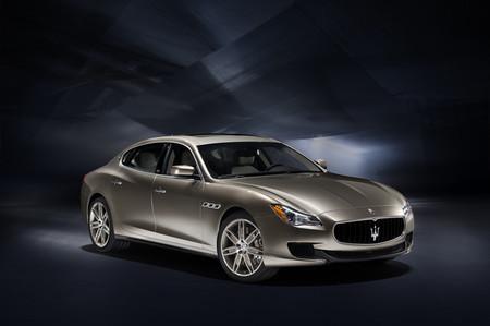 ¿Cómo prepara Ginebra Maserati?