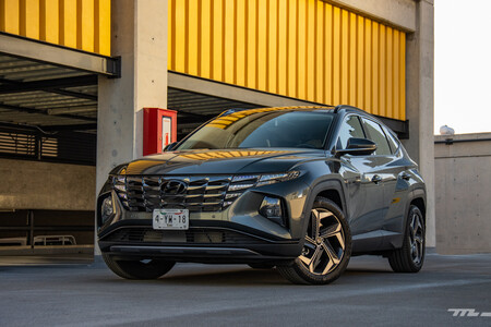 Hyundai Tucson Prueba De Manejo Opinones Mexico Resena 38
