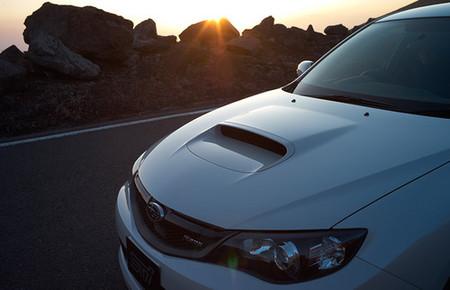 Subaru Impreza R205, exclusivo para Japón