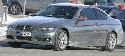 BMW Serie 1 y Serie 3 Coupé, primeras fotos