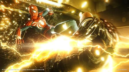 Así se han creado las espectaculares secuencias de acción Marvel's Spider-Man