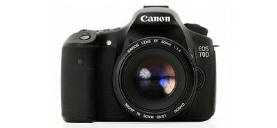 La futura Canon 70D podría ser de sensor 'full frame'