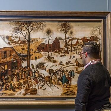 Todos los eventos por el 450 aniversario del fallecimiento de Peter Brueghel El Viejo en Flandes