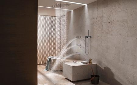 Los avances tecnológicos convierten la ducha funcional en algo mucho más sofisticado
