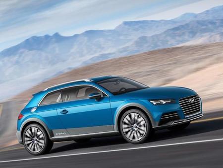 Audi allroad shooting brake, toda la información oficial