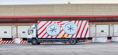 arte camiones