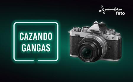Nikon Z fc, Sony A7 II, Apple iPhone 12 Pro Max y más cámaras, móviles, ópticas y accesorios al mejor precio en el Cazando Gangas