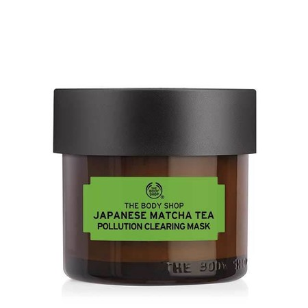 Japanese Matcha Tea Pollution Clearing Mask 5 640x640