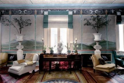 Casa de Madrid: 7 habitaciones de auténtico lujo