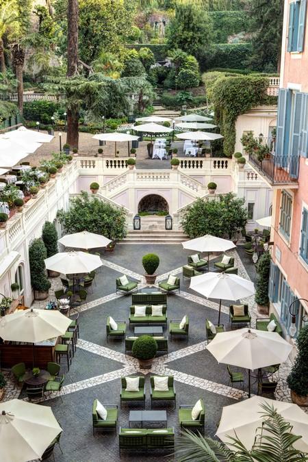 El Hotel De Russie En Roma Un Lugar Para Vivir Experiencias De Lujo A La Italiana
