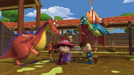 Las aventuras de Mike The Knight (Mike el Caballero) ya se pueden ver en Clan TV