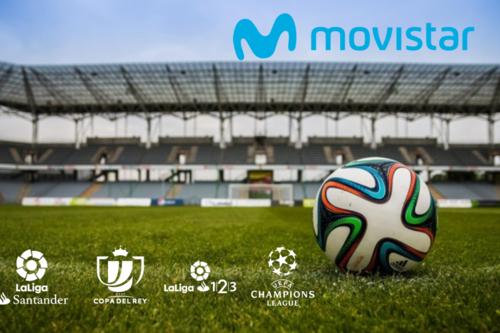 El efecto fútbol se hace notar con fuerza en Movistar, ganando clientes de fijo por primera vez