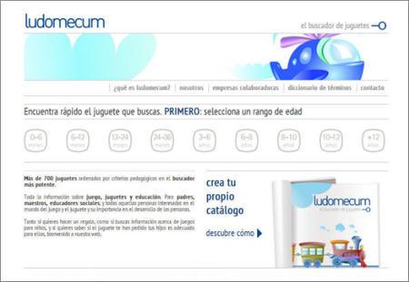 Compara el precio de los juguetes utilizando Ludomecum
