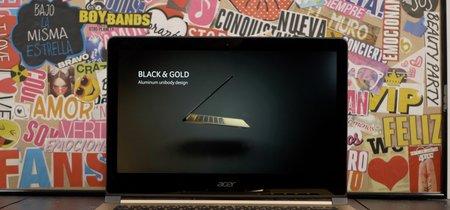 Acer Swift 7, análisis: el portátil más delgado de la historia, a prueba