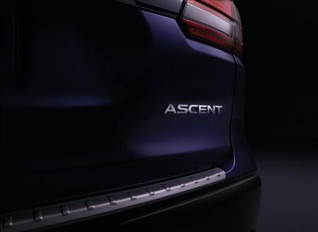 El Subaru Ascent está listo para presentarse en Los Ángeles