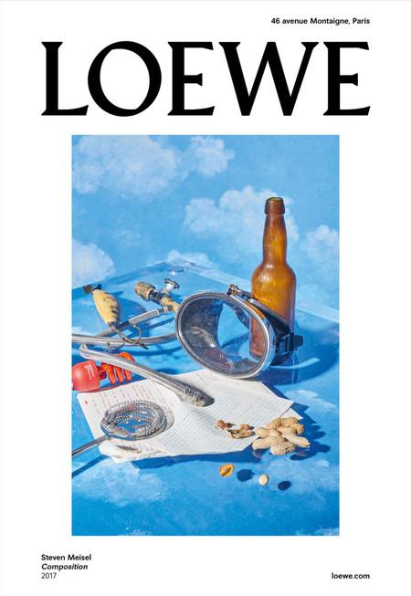 Loewe F17 gisele bundchen