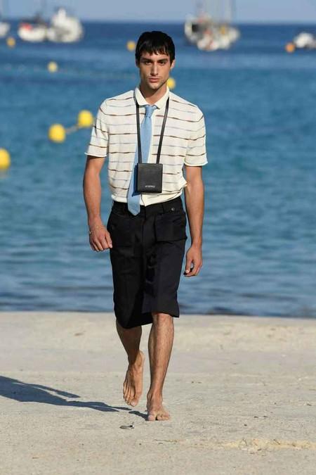 Jacquemus Mens Spring Summer 2019 Paris Fashion Week 015